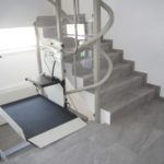 Treppenlift vom Treppenlift Pionier Rigert Vilarel Bex