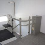 Treppenlift mit Plattform von Rigert AG