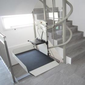 Der Treppenlift von Rigert ein Alleskönner
