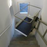 Treppenlift innen Cureglia